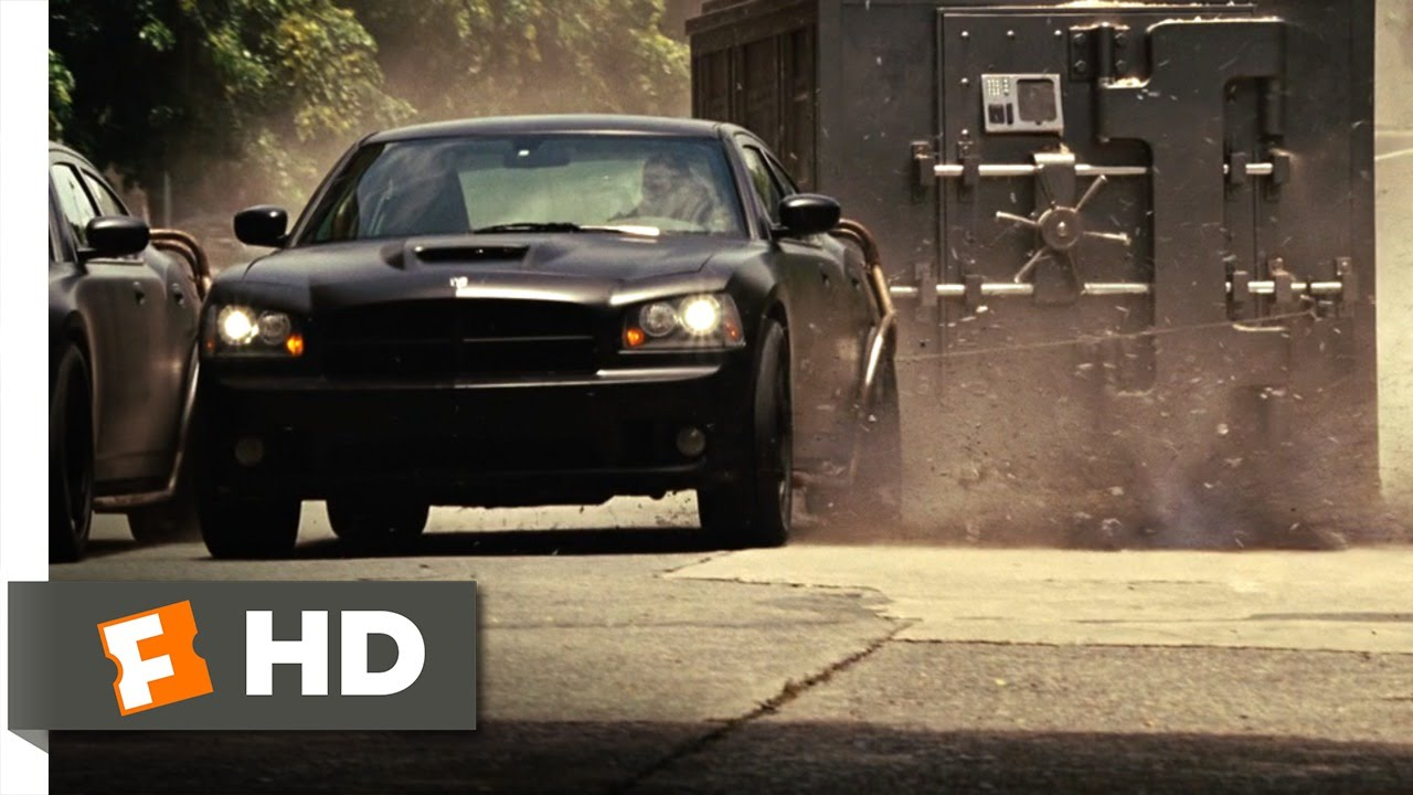Fast Five (9/10) Movie CLIP - Taking the Vault (2011) HD ...