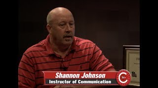 Faces of UCM - Shannon Johnson