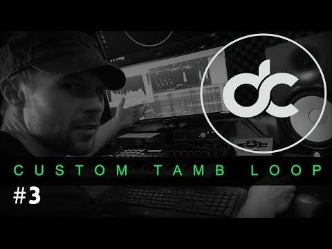 In the studio with Donny Carr #3 - Custom tambourine loop in FL Studio 12