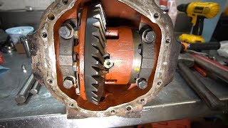 Dana 44 Carrier and Pinion Bearing Replacement Basics
