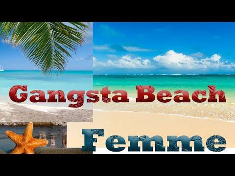 Gangsta Beach  - femme