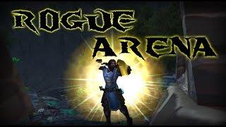 WoW Arena - Rogue & Hunter! 5.4.8