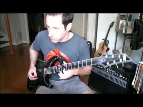 Top Gun Anthem - guitar cover