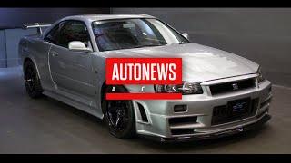 Nissan Skyline GT-R за полмиллиона долларов