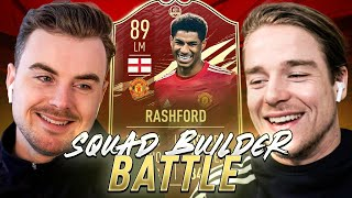 SQUAD BUILDER BATTLE | IF RASHFORD