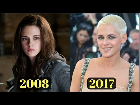 Then And Now: The Cast of 'Twilight
