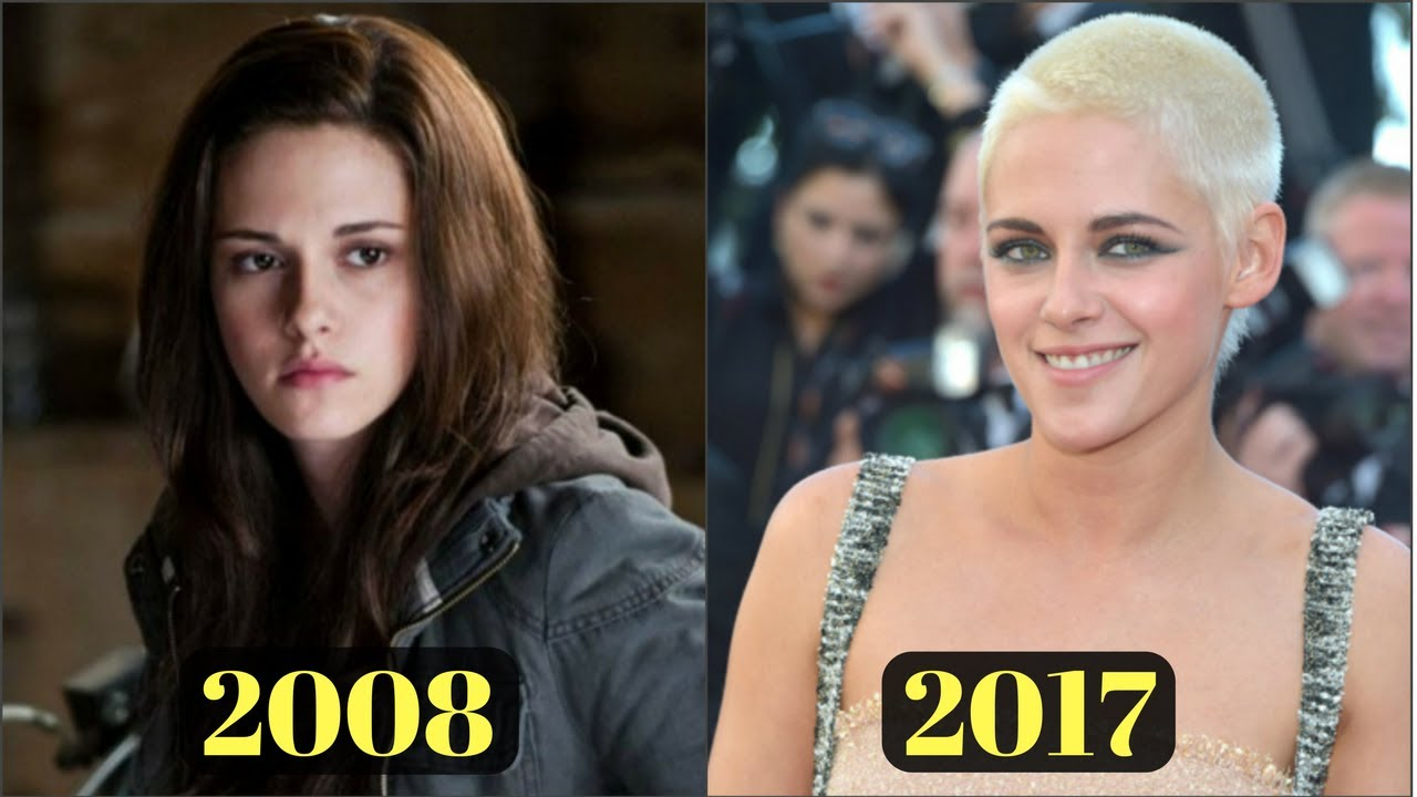 then and now the cast of �twilight youtube