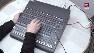 Mackie 1604VLZ Mixing Console - Overview