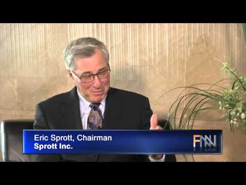 Eric Sprott's silver lining to banking crises