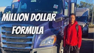 How I Bought a Semi Truck Without Using My Money, a Credit Check or CDL Experience at 24 Years Old