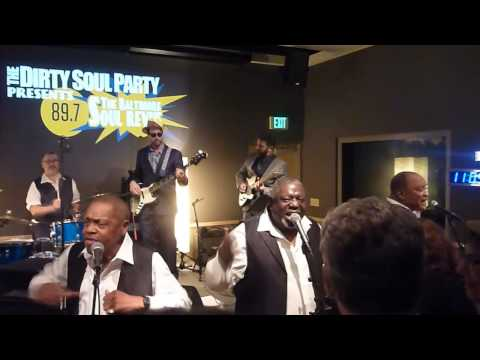 You Go Your Way  by The Softones with The Bellevederes @ WTMD Dirty Soul Party 2014