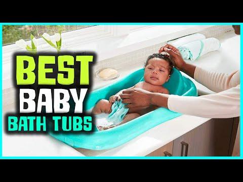 Top 5 Best Baby Bath Tubs