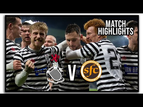 Queens Park Stenhousemuir Goals And Highlights