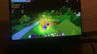 How to charge in dragon ball final stand roblox Xbox 1