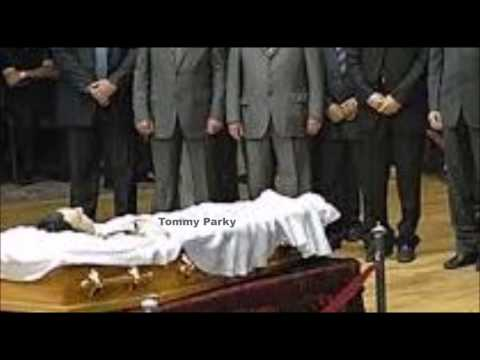 Tommy Page Funeral