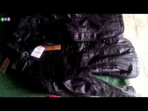 Unboxing Fort Collins Men Black Solid Biker Jacket And Giveaway !!