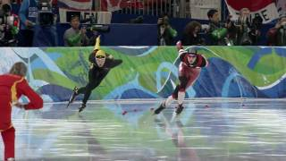 Speed Skating Men 1500M Complete Event | Vancouver 2010
