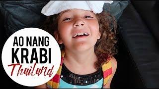 Ao Nang, Krabi, Thailand | Traveling Thailand with Kids