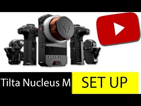 Camera Rentals | Tilta Nucleus M Wireless Follow Focus System | IPGrentals.com