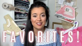 2019 Favorite Sewing Notions & Tools So Far...