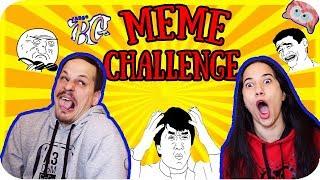 MEME CHALLENGE