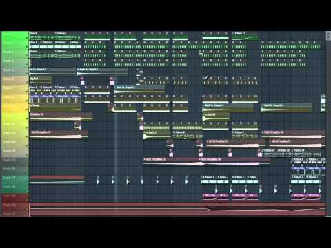 Nicky Romero - Toulouse (Full Remake) by Clubeak + [FLP]