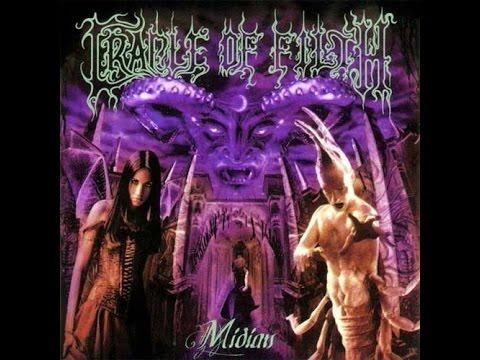 Cradle Of Filth - Midian [Full Album]