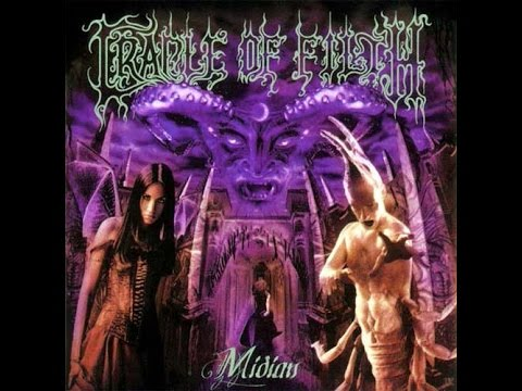 Cradle Of Filth - Midian [Full Album]