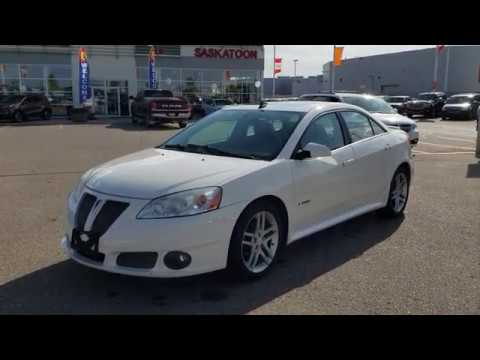 2008 Pontiac G6 GXP Sedan Walk Around Review