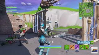 I ran into an actual Bot Squad on fortnite! W/ AG MAL