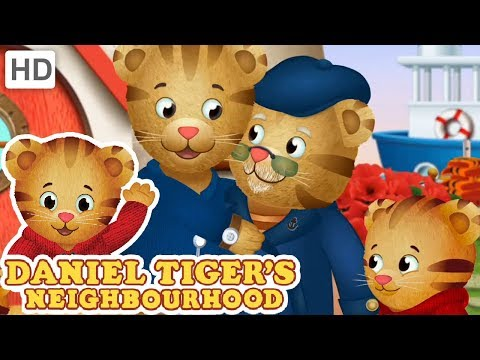 Daniel Tiger - Valuable Life Lessons Inspired by Mr. Rogers' Neighborhood