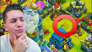 TROLLING THE TROLLS WITH INVISIBLE TROOPS in Clash of Clans!