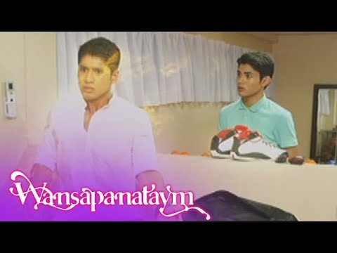 Wansapanataym: Louie uses Magic Biton on Ralph