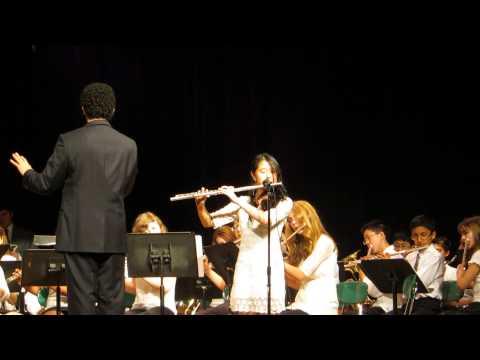 Flight Of Fancy | Serena Huang, Flute