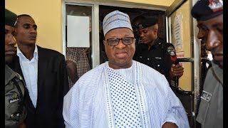 COURT JAIL EX PLATEAU GOV,JOSHUA DARIYE, FOR 14 YEARS