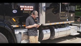 TMC Keeps Drivers Connected with a Company Mobile App!