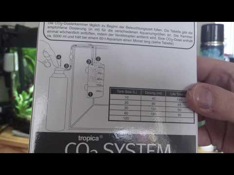Tanie i bezpieczne CO2 w akwarium