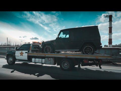 Что случилось с Геликом? Новый вид моего Mercedes-Benz G55 AMG!