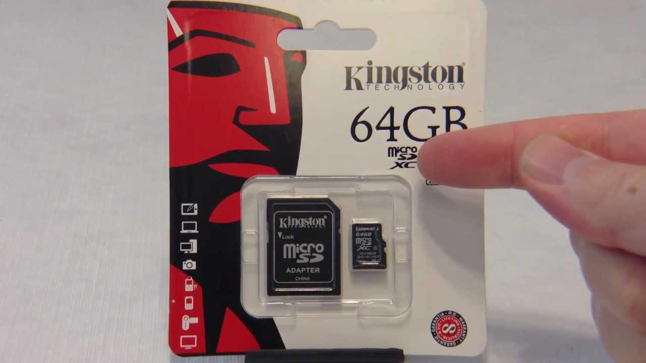 Kington Micro Sdhcsdxc Card Class 10 Review