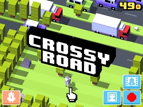 Crossy Road High Score - 580