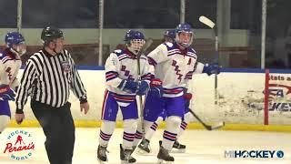 2018 MAHA High School JV Division 2 State Championship (Trenton vs. CC)