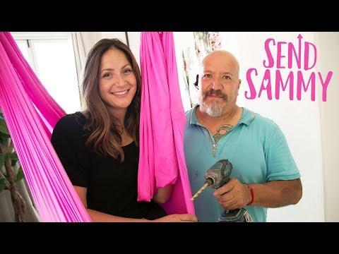 Send Sammy: Mystery Package  Shay Mitchell
