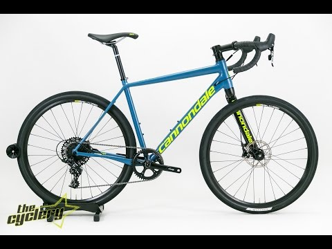 8a69ff4bb1a Cannondale Slate Apex New Road Bike 2017 | THE CYCLERY - YouTube