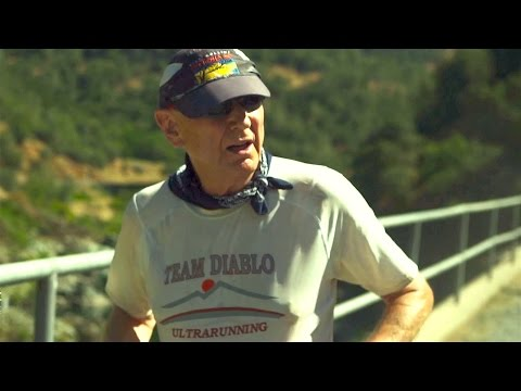 72 Year Old Ultra Marathon Runner Takes On The Western States 100 | Thirty Hours
