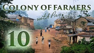 Colony of farmers with Pan #10 – Ферма