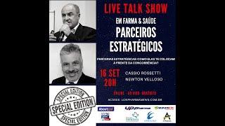 TALK SHOW - 16 SETEMBRO 2020 - PARCERIAS ESTRATÉGICAS