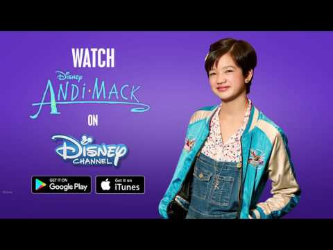 Get Andi Mack on iTunes and Google Play | Disney Channel