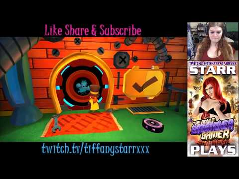 The Adult Entertainer Gamer Streams: A Hat in Time