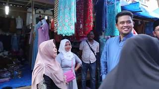 Gambar cover Bobby Afif Nasution Beserta Bupati Madina Berkunjung Ke Pasar Baru Panyabungan