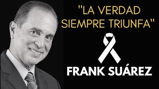 ? Murió trágicamente FRANK SUAREZ: Fundador de MetabolismoTV